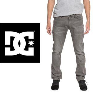 DC Straight Fit Jeans - 32x32
